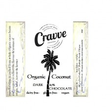Coconut Dark Chocolate 70%